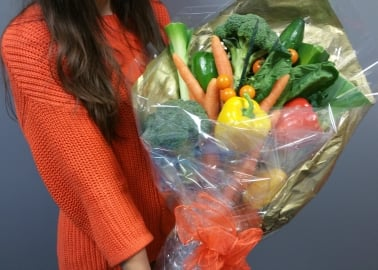 This Is Why We've Just Sent Kerry McCarthy a Vegetable Bouquet