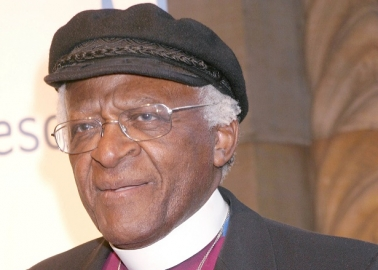 Desmond Tutu: We Must Fight Injustice to Animals