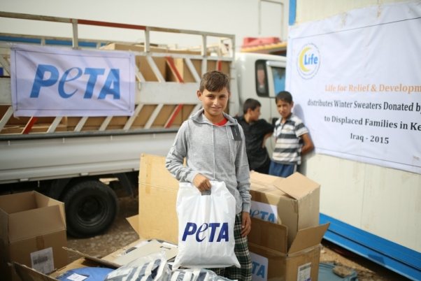 Inditex PETA Iraq Angora 4