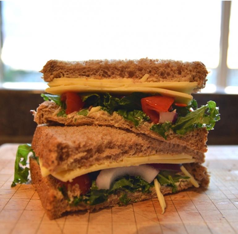Vegan cheese cravings