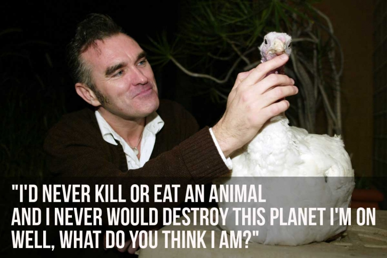 Morrissey-with-Turkey-Quote