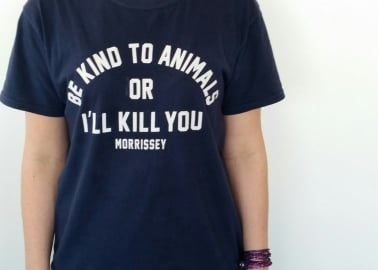 9 Hard-Hitting Animal Rights Quotes From Morrissey