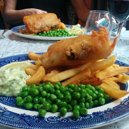 The UK's Top 10 Vegan-Friendly Pubs