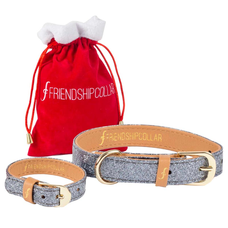 Specially designed for comfort, PETA-approved collar and bracelet sets from FriendshipCollar make a great gift to your best friend as well as to yourself.