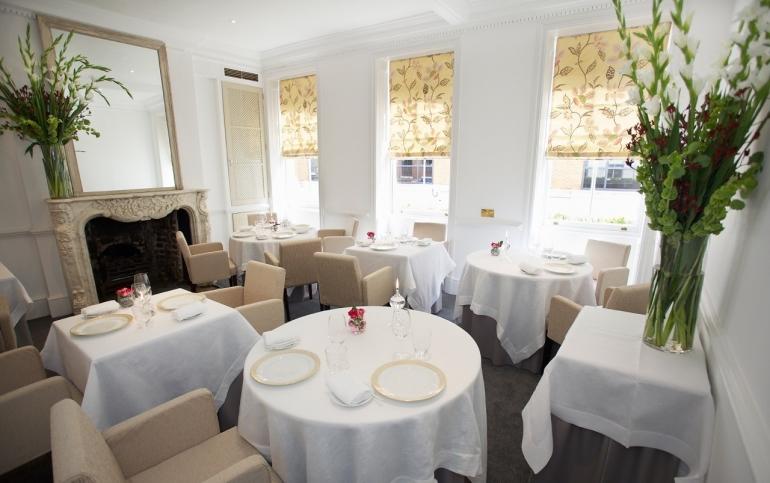 Gauthier Soho Dining Room