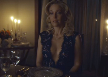 Gillian Anderson's Gruesome 'Hannibal' Spot Gives Meat-Eaters Food for Thought