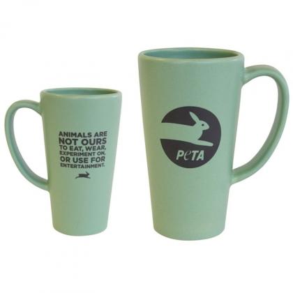 PETA Logo Mug