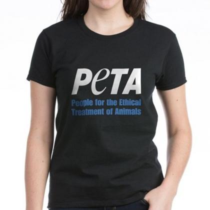 PETA Logo Tshirt