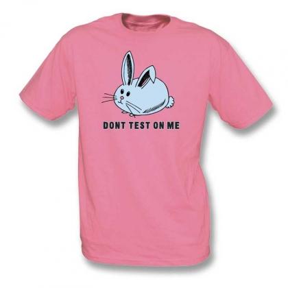 Pink Mens Tshirt