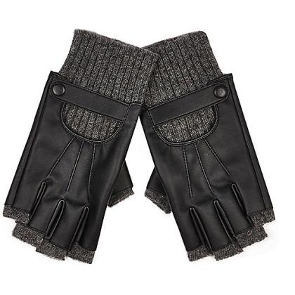 River Island Fingerless Gloves