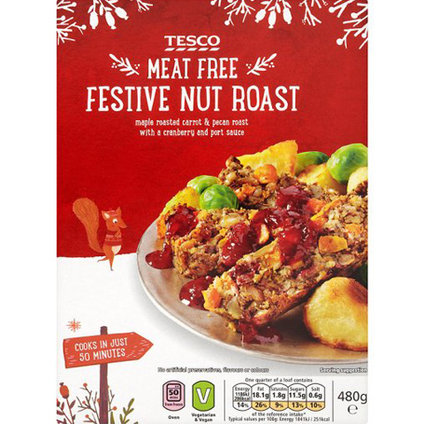 Vegan Christmas Tesco Roast