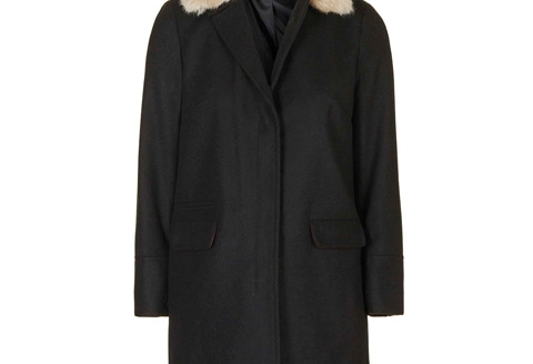 Winter vegan coat