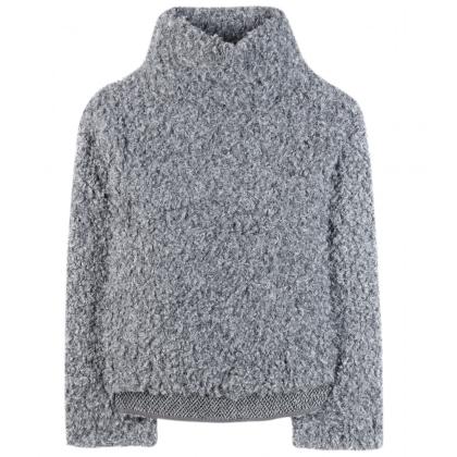 Vika Gazinskaya Turtleneck Sweater