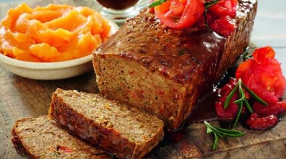 Vegan Christmas Fry's Roast