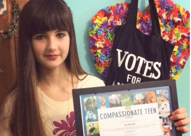 Compassionate Teen Makes Appeal for End to Cruel A-Level Requirement