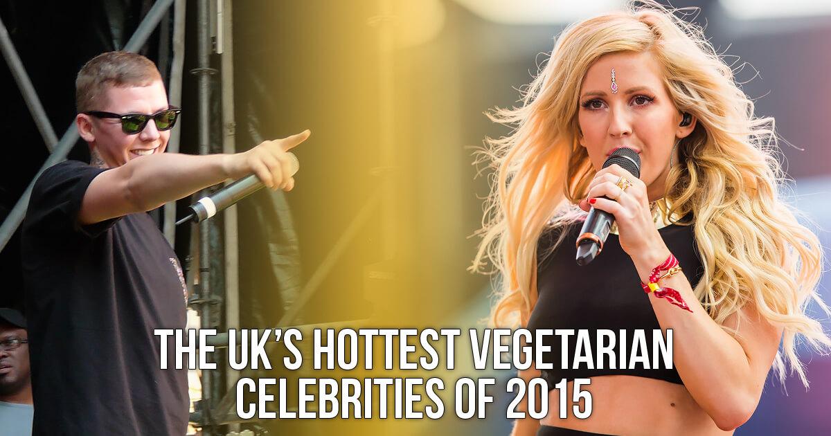PETA Hottest Vegetarian 2015