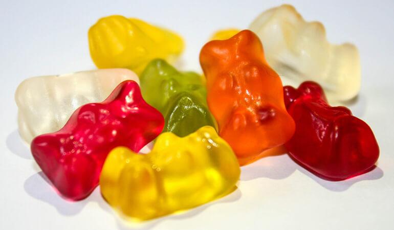 Sweets Gummy Bears