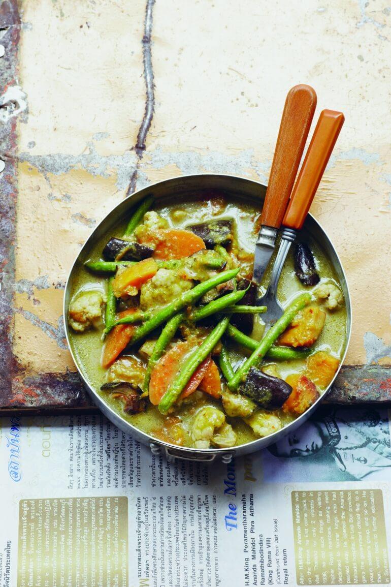 Recipe thai green curry from vegan street food by jackie kearney jackie kearney recipe vegan street food thai green curry forumfinder Choice Image