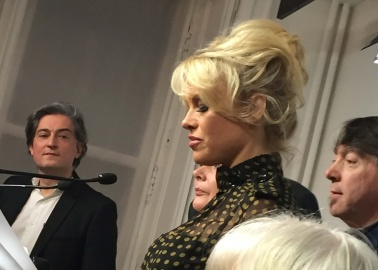 Pamela Anderson Urges French Assembly to Ban Foie Gras Cruelty