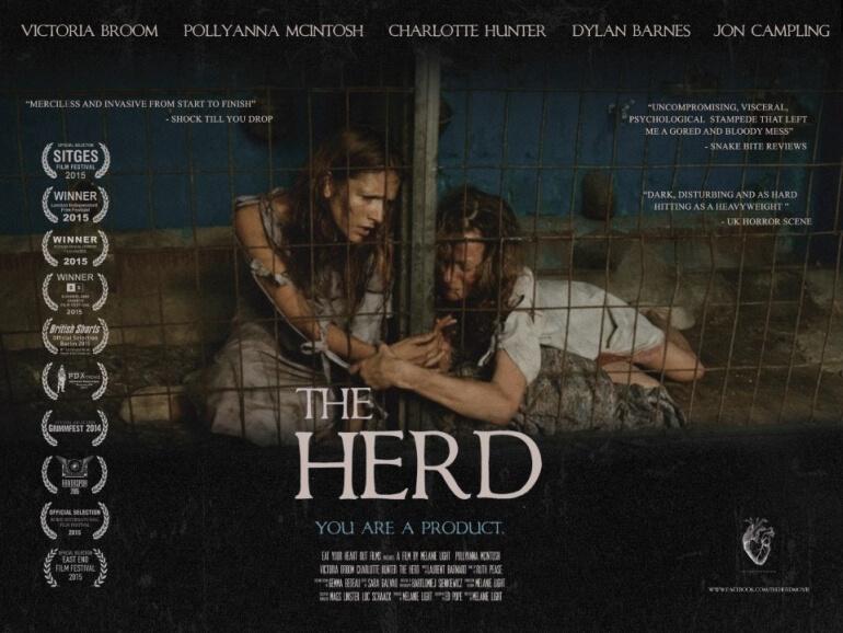 The Herd Horror Movie Poster