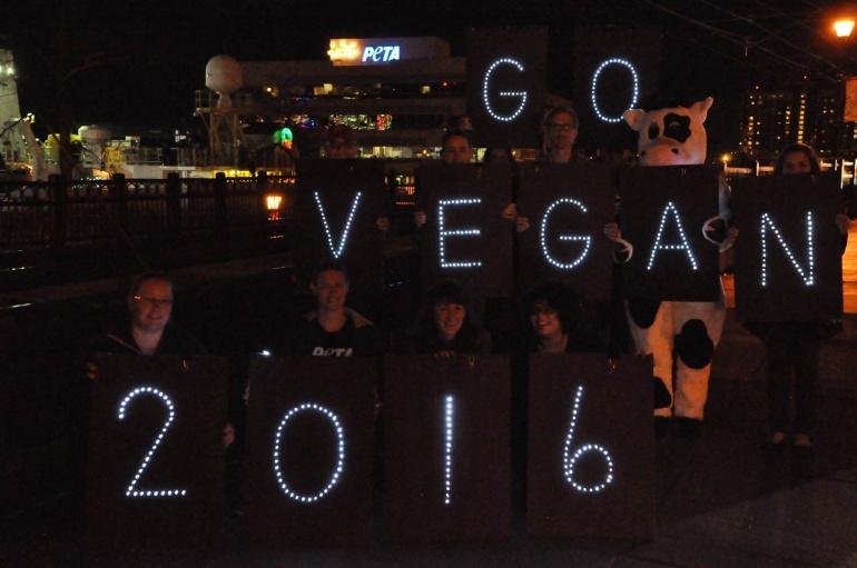 Go Vegan 2016