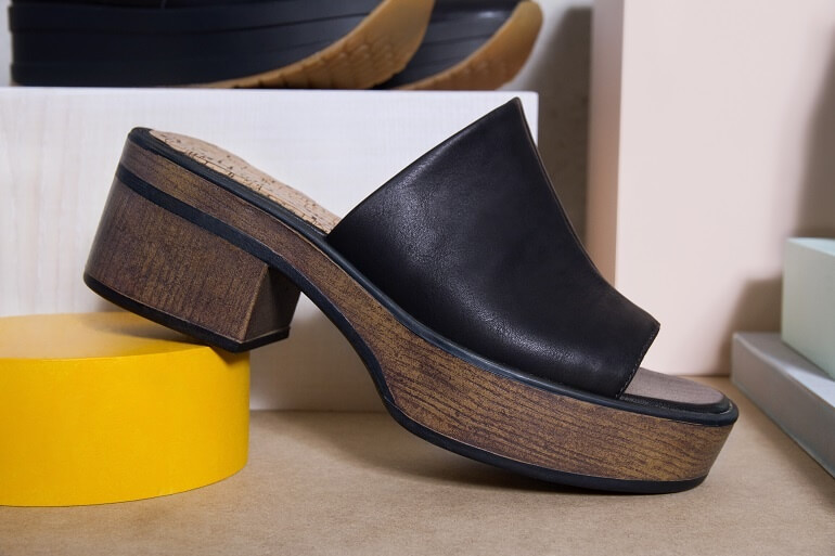 Vagabond Shoes Vegan Leather