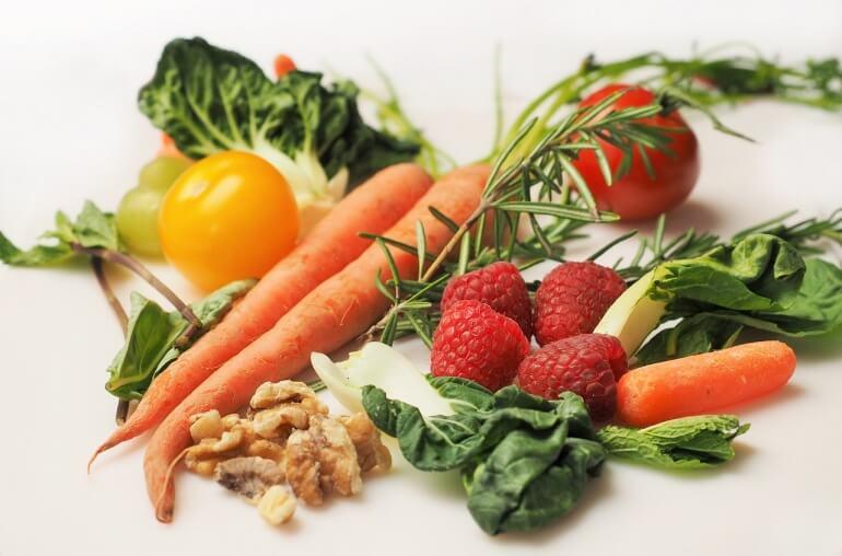 Vegan diet postate cancer study