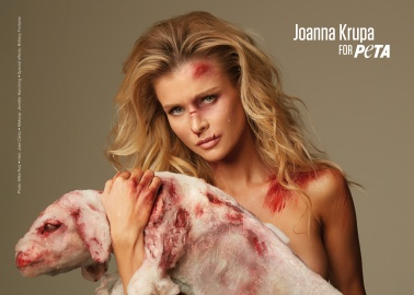 Why This 'Bruised' and 'Bloody' Supermodel Stopped Wearing Wool