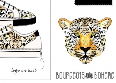 The Winner of Bourgeois Boheme's Vegan Shoe Design Contest Has Been Chosen!