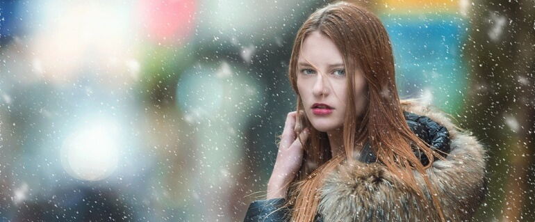 Designers at London Fashion Week go fur-free