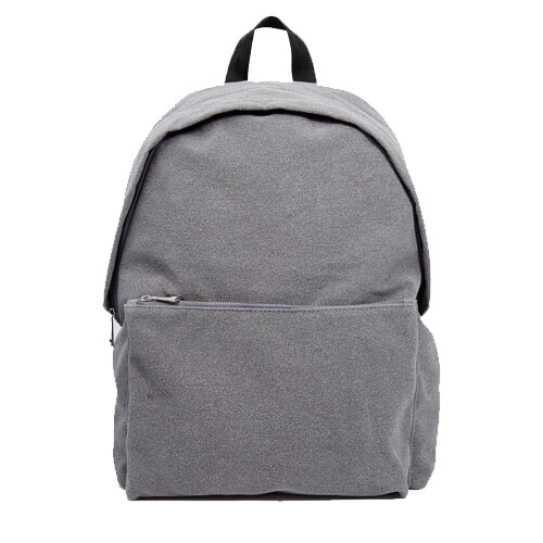Asos Vegan Suede Mens Backpack