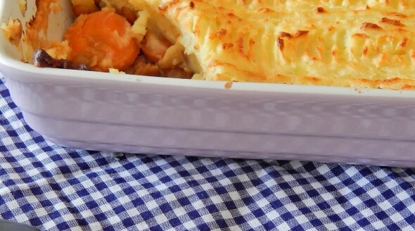Cottage Pie Vegan British
