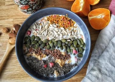 Vegan Recipes to See Marathon Runners Across the Finish Line