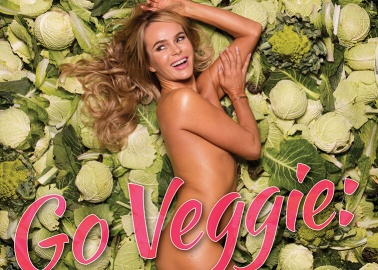 Amanda Holden: 'The Best Thing You Can Do for Animals Is to Just Leave Them off Your Plate'