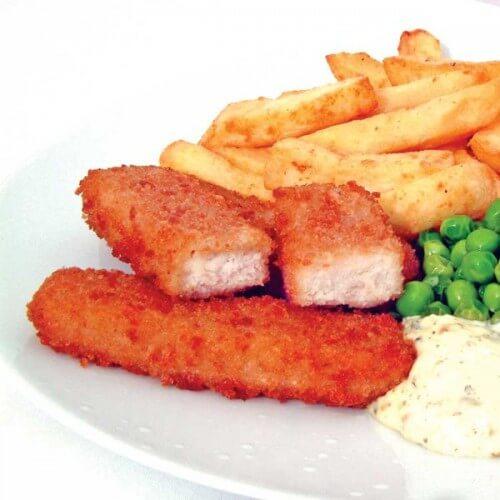 VBites Vegan Fishless Fish Finger