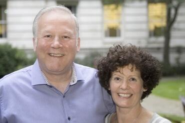 Julie and Alan - Augustus Club Members