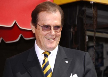 The Spy Who Loved Animals? Sir Roger Moore Speaks Out for Orca Morgan