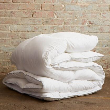 Luxury Soft As Down Microfibre Duvet Free