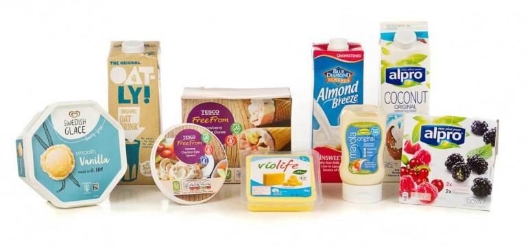 UK Vegan Dairy Products