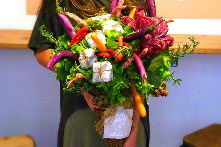 PETA Veg Bouquet