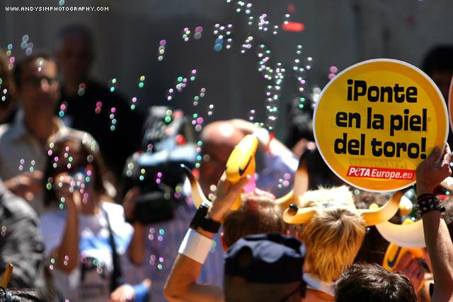 Pamplona bubbles