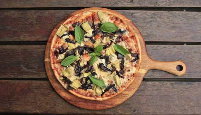 Planet Pizza -Vegan Pizza