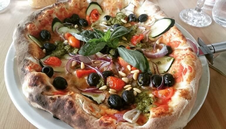 Purezza Vegan Pizza