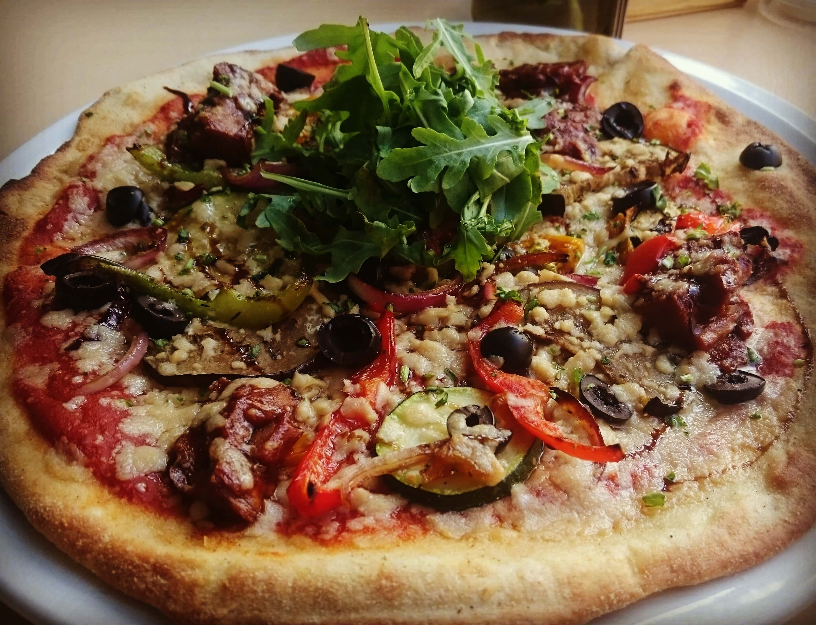 Is Brighton And Hove The Vegan Pizza Capital Of The Uk