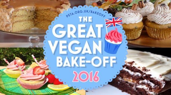 Enter the Great Vegan Bake-Off