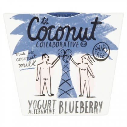 The Coconut Collaborative Vegan Dairy Free Yogurt