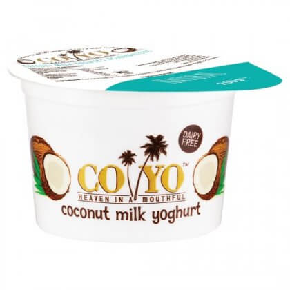 Co Yo Coconut Dairy Free Vegan Yogurt