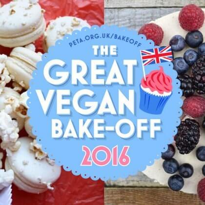 Great Vegan Bake-Off 2016