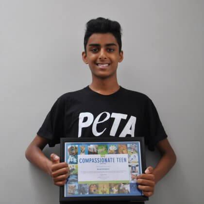 PETA Photo
