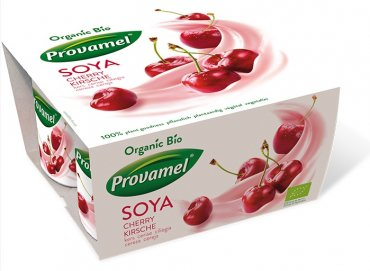 Provamel Cherry Vegan Dairy Free Yogurt